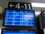 6月26日 関西空港から、いよいよ、出国!