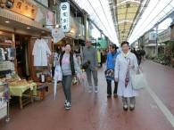 姫路みゆき通りで〈shopping〉