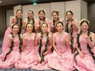 楽器クラスのメンバーで『ハレアカラ』(*^_^*)