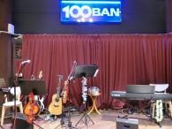 三宮100BANスタジオでイベント